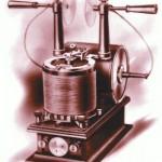 Generador de ozono de Nikola Tesla